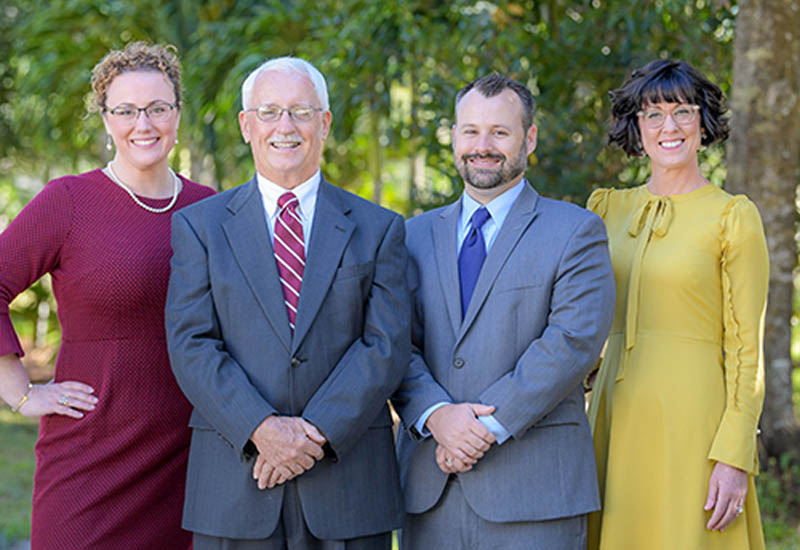 Group photo of personal injury lawyers in Vero Beach, FL